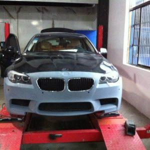 Bodykit BMW F10 M5 2010 – Plastic PP (Grade S) Import Taiwan