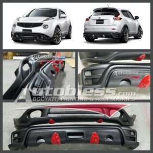 Bodykit Nissan Juke Kenstyle – Plastic ABS (Grade A) Import Thailand
