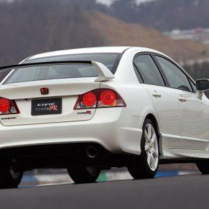 Wing Spoiler Honda Civic FD1 Type R – Plastik ABS (Grade S) Import Taiwan