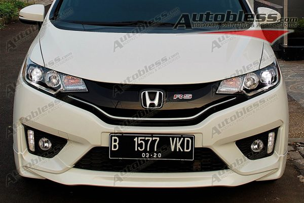 Bodykit Honda Jazz GK5 Mugen Add-on – Plastic PP (Grade S) Import Taiwan