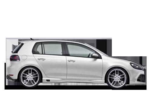 Bodykit Volkswagen Golf (MK6) Caractere – FRP