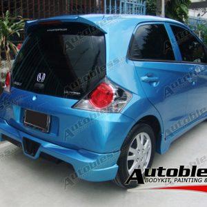 Bodykit Honda Brio Max – Plastic ABS (Grade C)
