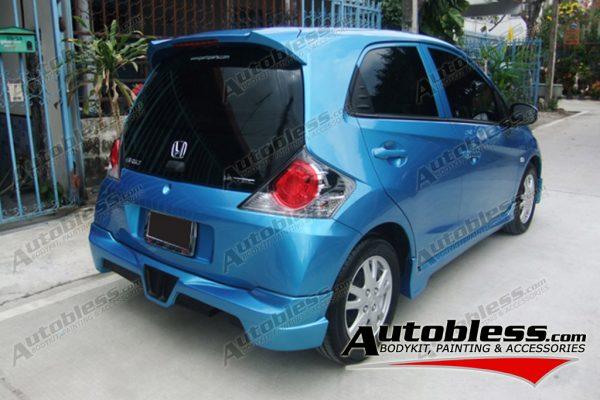 Bodykit Honda Brio Max – FRP (Grade C)