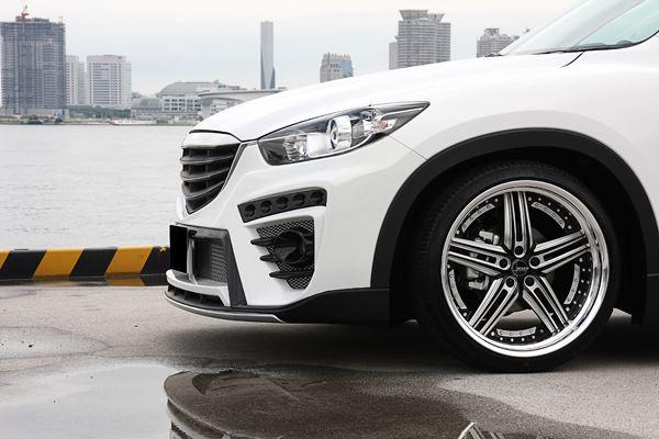 Bodykit Mazda CX5 Admiration Belta – FRP