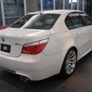 Ducktail BMW E60 M5 – FRP
