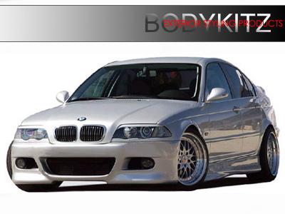 Bodykit BMW E46 M3 1999-2005 – Plastic PP (Grade S) Import Taiwan