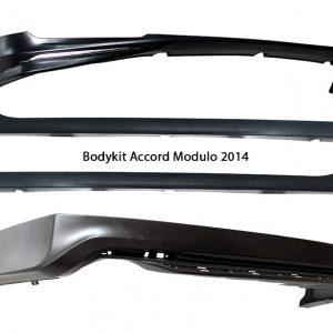 Bodykit Honda Accord Modulo 2013 – Plastic PP (Grade S) Import Taiwan