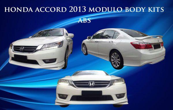 Bodykit Honda Accord Modulo 2013 – FRP