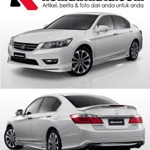 Wing Spoiler Honda Accord Modulo 2013 – FRP