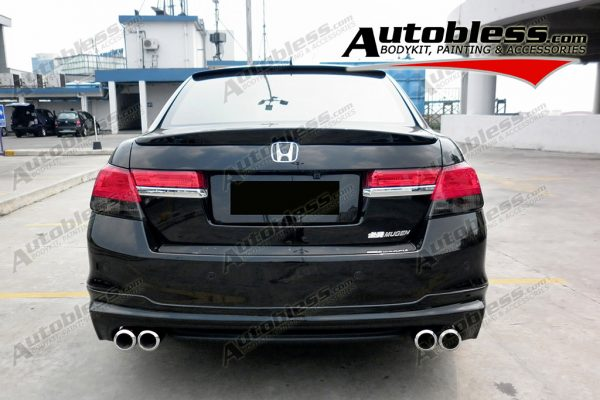 Ducktail Honda Accord Modulo 2008-2012 FRP