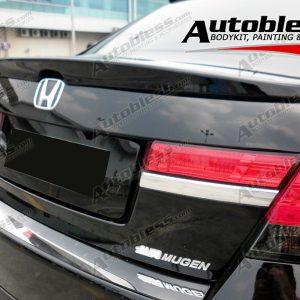 Bodykit Honda Accord Mugen 2008-2010 – Plastic ABS (Grade C)