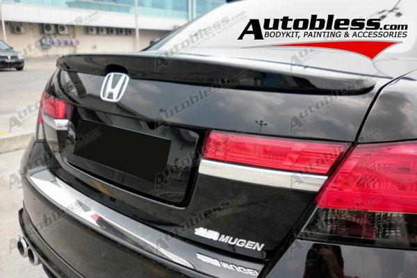 Ducktail Honda Accord Modulo 2008-2012 – Plastic ABS (Grade S) Import Taiwan
