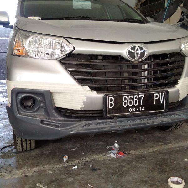 Bodykit Toyota All New Avanza TRD 2015 – Plastic ABS (Grade B)