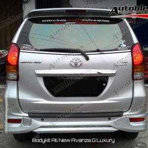 Bodykit All New Avanza Luxury – Plastic ABS (Grade B)