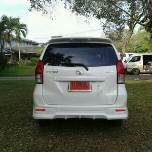 Bodykit Toyota All New Avanza A1 – FRP (Grade B)