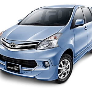 Bodykit Toyota All New Avanza Luxury ORIGINAL TOYOTA – Plastic PP