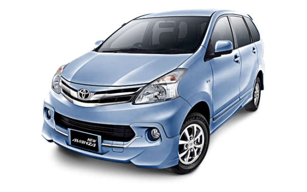 Bodykit Toyota All New Avanza Luxury – FRP (Grade B)