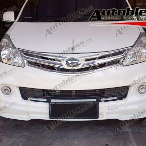 Bodykit Toyota All New Avanza R1 – Plastic ABS (Grade C)