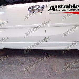 Bodykit Toyota All New Avanza R1 – Plastic ABS (Grade C)