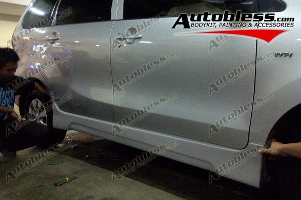 Bodykit Toyota All New Avanza R1