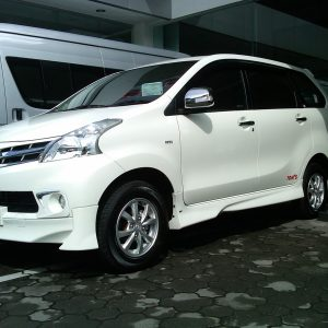 Bodykit Toyota All New Avanza TOMS