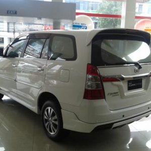Bodykit Toyota Innova Grand Luxury (TRD) 2014 – Plastic ABS (Grade B)