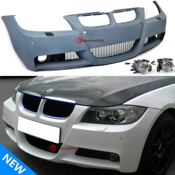 Bodykit BMW E90 M-Tech LCI 2009-2011 – Plastic PP (Grade S) Import Taiwan