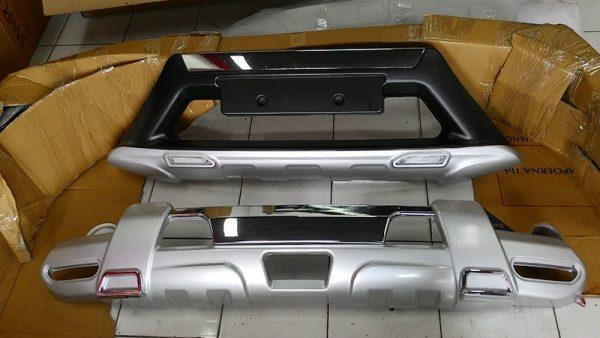 Bodykit Nissan X-Trail 2015 V.1 – FRP