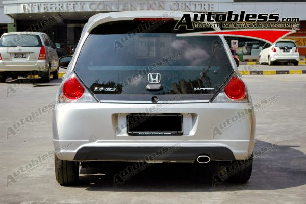 Bodykit Honda Brio Modulo – Plastic ABS (Grade B)