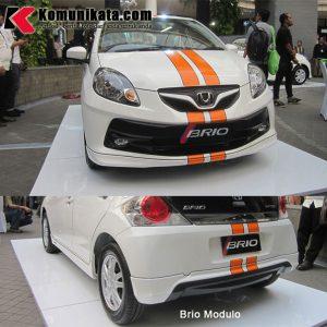 Bodykit Honda Brio Modulo – Plastic ABS (Grade C)