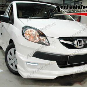 Bodykit Honda Brio Mugen – Plastic ABS (Grade C)