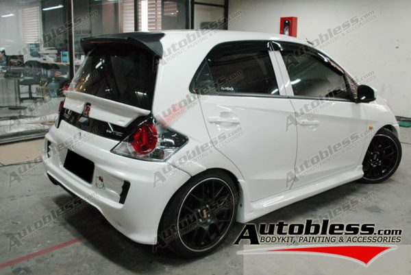 Bodykit Honda Brio Parto – Plastic ABS (Grade C)