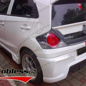 Bodykit Honda Brio Zercon VS – Plastic ABS (Grade B)