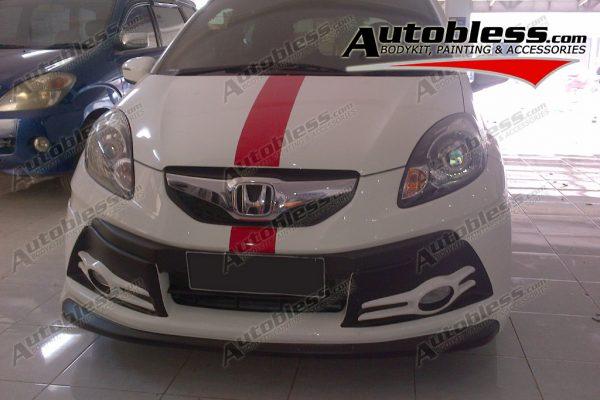 Bodykit Honda Brio Zercon VS – Plastic ABS (Grade C)