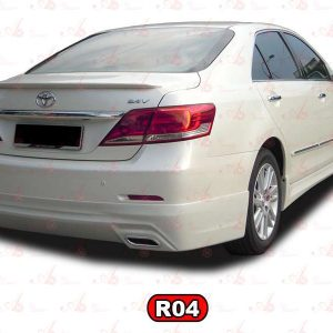 Bodykit Toyota Camry Airmaster 2009-2012 – Plastic ABS (Grade C)