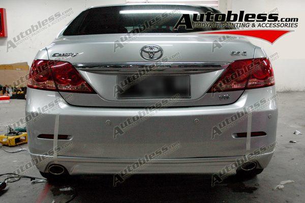 Bodykit Toyota Camry TRD 2006-2009 – Plastic ABS (Grade C)