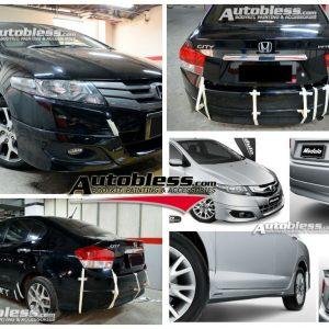 Bodykit Honda City Modulo 2009 -2011 – Plastik ABS (Grade C)