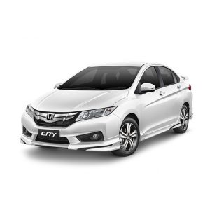 Bodykit Honda City Modulo 2014 – Plastic PP (S) Taiwan