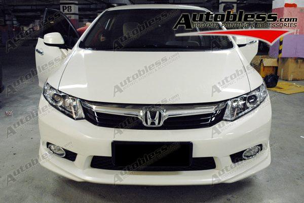 Bodykit Honda Civic Modulo 2012 – FRP (Grade B)