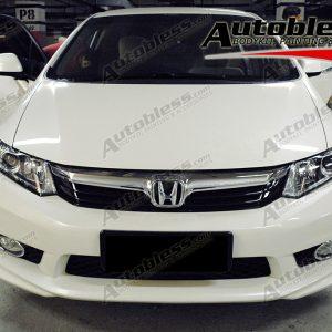 Bodykit Honda Civic Modulo 2012