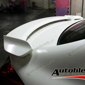 Wing Spoiler Honda Civic FB Modulo 2012 + Lamp – FRP