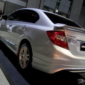 Bodykit Honda Civic Modulo 2012 – Plastic PP Injection TAIWAN (Grade S)