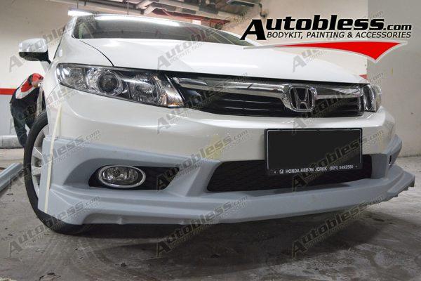 Bodykit Honda Civic Mugen VS 2012 – Plastic ABS (Grade B)
