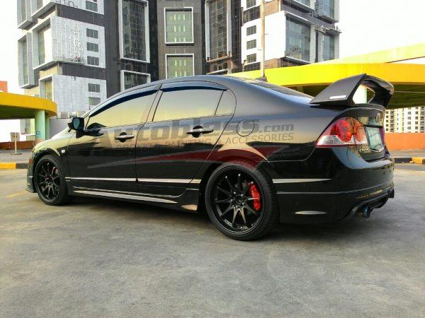 Wing Spoiler Honda Civic FD1 Mugen RR – Plastik ABS (Grade S) Import Taiwan