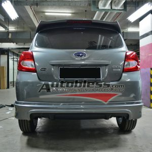 Bodykit Datsun Go Plus VS (3 Baris) – Plastic ABS (Grade B)