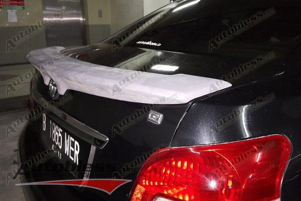 Ducktail Spoiler Toyota Vios 2008-2013 TRD – FRP