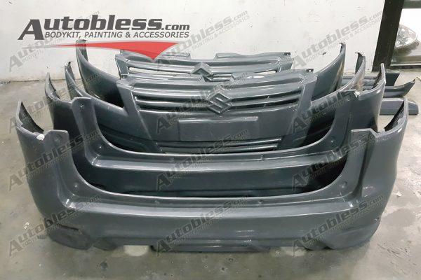 Bodykit Suzuki Ertiga Sport OEM – Plastic ABS (Grade B)
