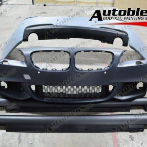 Bodykit BMW F10 M-Tech 2010 – Plastic PP (Grade S) Import Taiwan