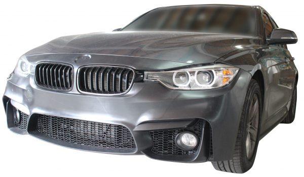 Bodykit BMW F30 M3 – Plastic PP (Grade S) Import Taiwan
