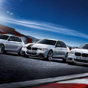 Bodykit BMW F30 M-Performance – Plastic PP (Grade S) Import Taiwan